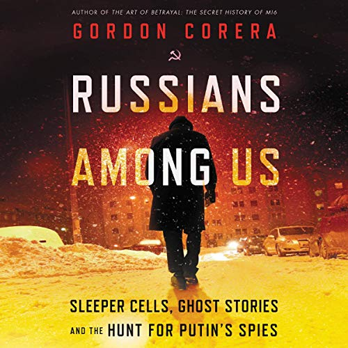 Russians Among Us audiobook cover art