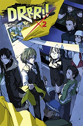 Durarara!!, Vol. 2 (light novel)