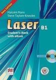 Laser B1. Student's Book + CD-ROM (plus Online)