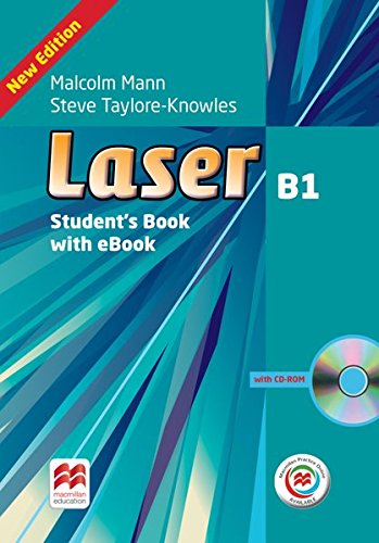 Laser B1. Student\'s Book + CD-ROM (plus Online)