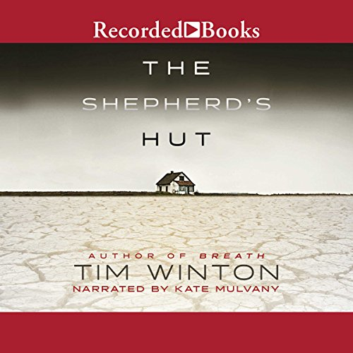 The Shepherd's Hut audiobook cover art