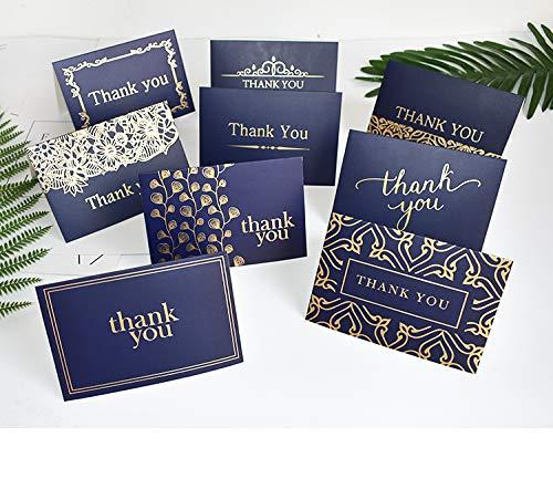 sinHG 3Qメッセージカード 封筒付 グリーティングカード バースデーカード(サンキュー 18枚セット・9種類*2)感謝の気持ちを込めて かわいいメッセージを大切な人へzi