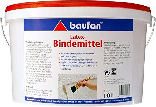 Baufan Latex Bindemittel 10 Liter
