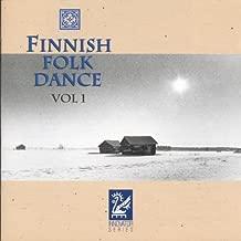 FINNISH FOLK DANCE VOL. 1
