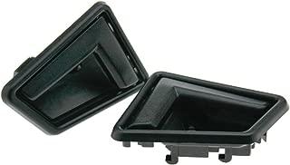 Pair Front Inner Door Handle Compatible with SUZUKI VITARA 1989-1998 New Black LH RH