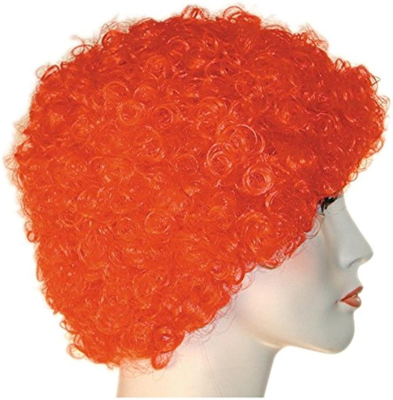 Morris Costumes Curly Clown KK Wig