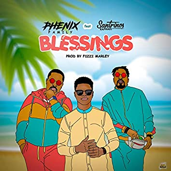 Blessings (feat. Santrinos Raphael)