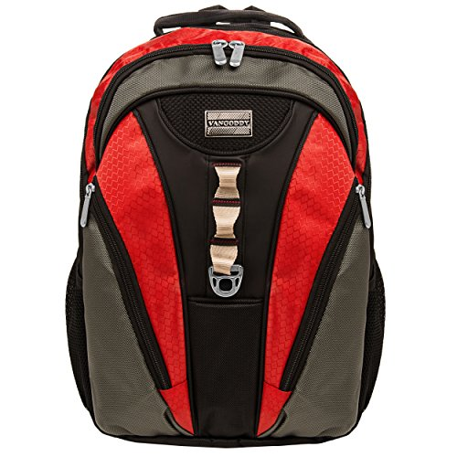 Anti-Theft Laptop Backpack 15.6inch for Dell Inspiron, Latitude, ChromeBook, Vostro, XPS, Precision, Alienware, m15, G3 G5 G7 Gaming 14 to 15.6inch
