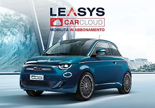 Iscrizione Abbonamento Leasys CarCloud Electric Nuova Fiat 500