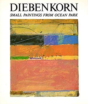 Paperback Richard Diebenkorn Small Paintings from Ocean Park Book