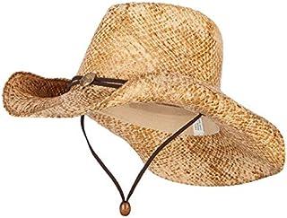 Jeanne Simmons Womens Interweave Detail Cowboy Hat