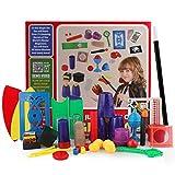 Juego de kits para principiantes de Magic para niños - 17 piezas....
