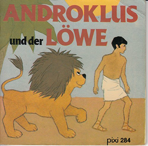 ANDROKLUS und der LÖWE - Pixi 284 Einzeltitel aus PIXI-Serie 37