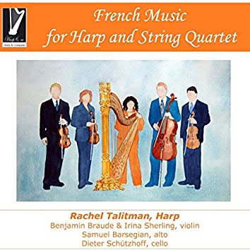 French Recital for Harp and String Quartet