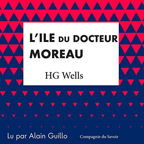 Page de couverture de L'île du Docteur Moreau