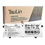 TsuLin AA-PBUN2TP Laptop Battery Compatible with Samsung Chromebook 3 XE500C13-K01US XE500C13-K02US XE501C13-K01US XE501C13-K02US XE500C13-K03US K06US Series Notebook BA43-00373A 7.6V 33Wh 4400mAh