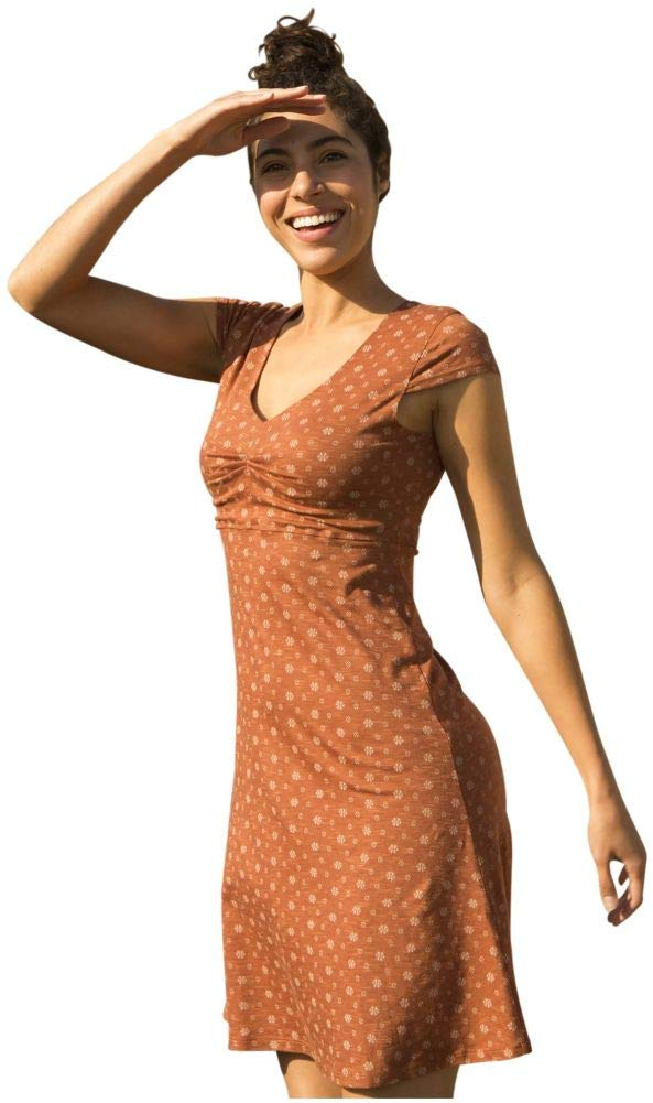 Available at Amazon: Toad&Co Rosemarie Dress