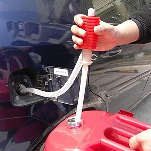 cyg Bomba De Transferencia, Profesional Bomba De Sifón Repuestos De Coche Manguera De Sifón para Gasolina Bomba con Sifón Combustible