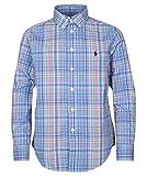 Polo Ralph Lauren - LS BD TP SHT - Camisa Cuadros NIÑO (16 AÑOS)