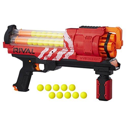 Nerf Rival Artemis xvii-3000, Color Rojo (Hasbro B8236SC3)