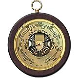 Fischer Barometer Pascal mit Holzgehäuse