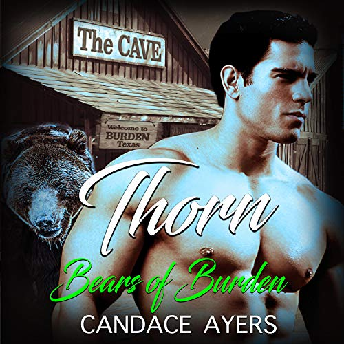 Thorn Audiobook By Candace Ayers cover art