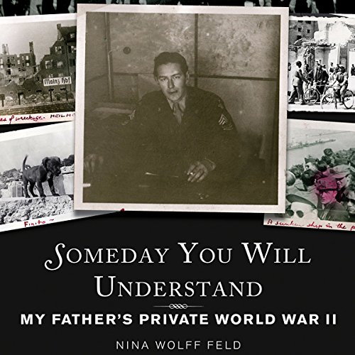 Someday You Will Understand audiobook cover art