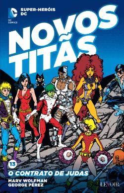 Novos Titãs - O Contrato de Judas