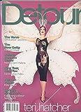 Detour Magazine December/January 1998 (Teri Hatcher on cover.