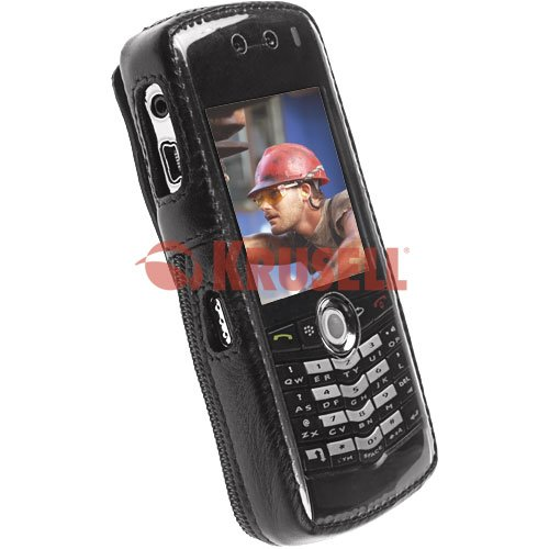 Krusell Classic with Multidapt® Leather Case for Blackberry Pearl 8100C, 8100G, 8100V