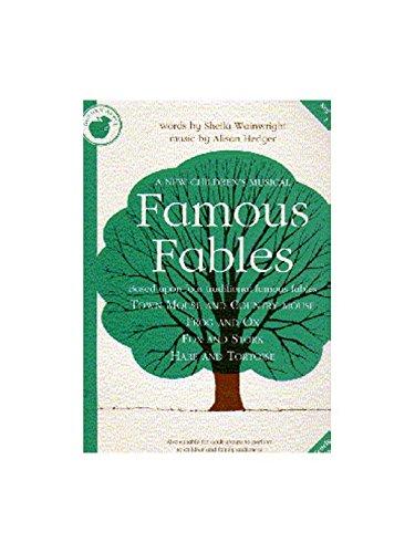 Alison Hedger: Famous Fables (Teacher's Book). Partitions pour Chorale(Symboles d'Accords), Piano, Chant et Guitare(Symboles d'Accords)