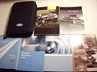 2008 Ford F-150 Owners Manual