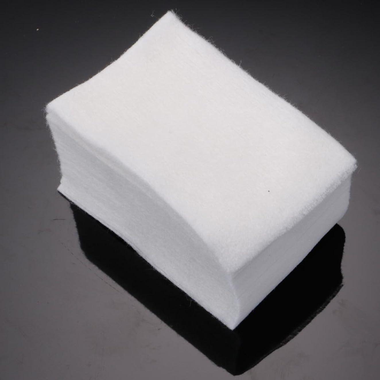 アコーうれしい振るう900pcs マニキュア 落とし 柔らかい 毛羽立ちの白 使い捨て可能 メイク落とし 除去剤