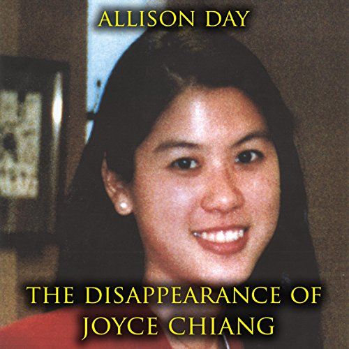 The Disappearance of Joyce Chiang audiobook cover art