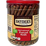 Snyder's of Hanover Old Fashioned Pretzel Rods, 27 oz.