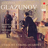 String Quartets Vol. 4