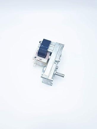 P.Gear Kit de remplacement motor/éducteur pour po/êles /à granul/és Royal Palazzetti IPM TECHNOLOGIES GMFE 130001 P17W GF-64TYD