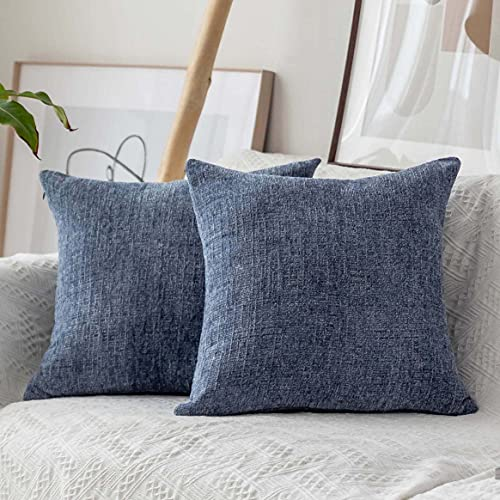 light blue couch pillows - 8