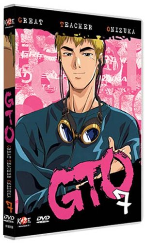GTO - Great Teacher Onizuka Vol. 7