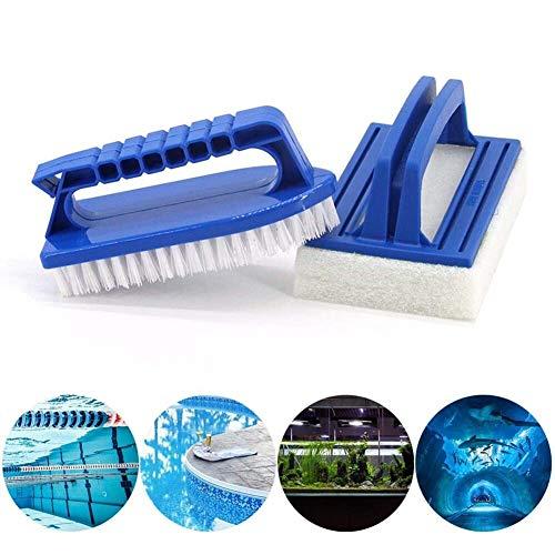 DZWJ Hot Tub Cleaning Kit Zubehör gehören Schrubber, Planschbecken Bürste für Spas und Hot Tub Reinigung