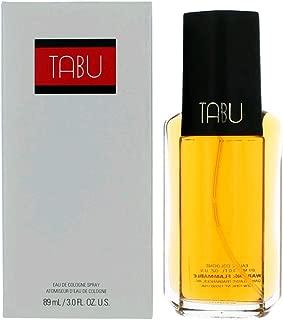 Tabu by Dana Eau De Cologne Spray for Women 3.0 Ounce