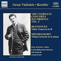 Great Violinists: Kreisler