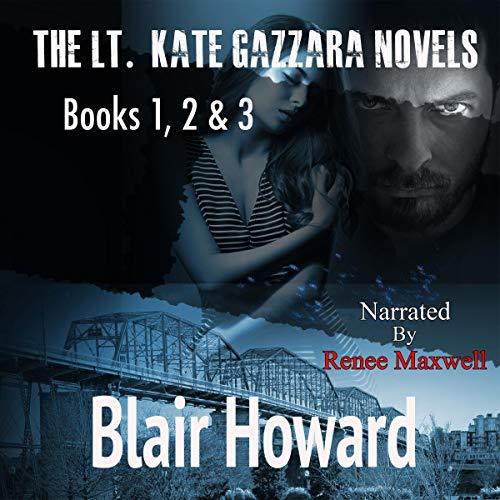 The Lt. Kate Gazzara Novels, Books 1 - 3  By  cover art