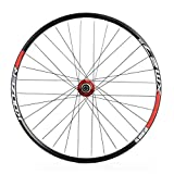 TaiBike Wheels 27.5 Pouces Roue vélo, Aluminium Roues de vélo, Avant 960g après 1060g