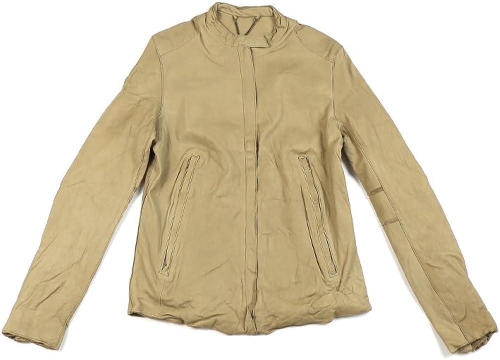 丸洗いOKのライダースジャケット「Sisii SINGLE RIDERS」