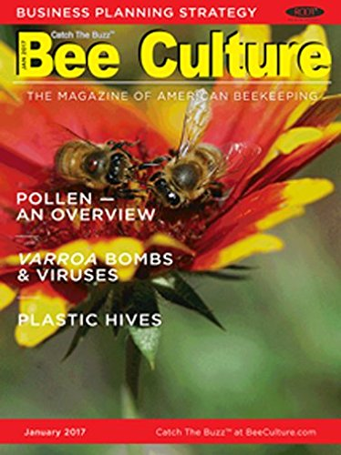 Bee Culture Subscription