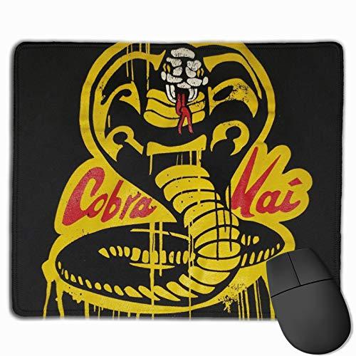 Wanda Cast Cobra Kai Big Gaming Mouse Pad Large Mouse Pads Extended Desktop Keyboard Mat, Non-Slip Base Ergonomic Mousepad