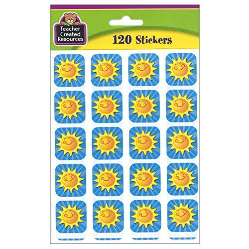 Teacher Created Resources Summer Sunshine Stickers, Multi Color (5730) Photo #2