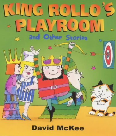 King Rollo's Playroom (Jeunesse)