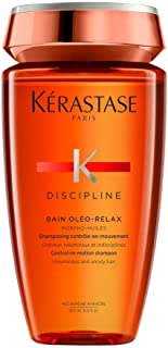 Kerastase Discipline Bain Oleo-Relax Shampoo 8.5 oz